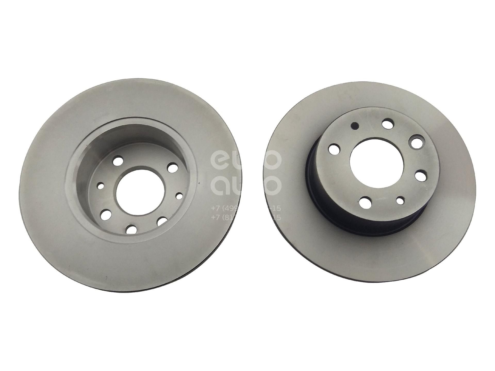 Купить Диск тормозной задний Mitsubishi Galant (E5) 1993-1997; (DF4193)