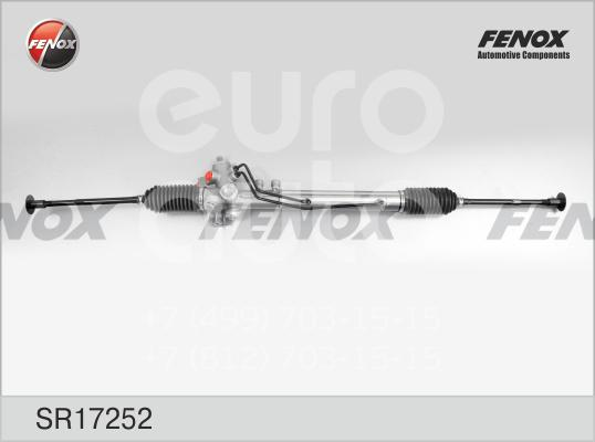 Купить Рейка рулевая VW Passat [B3] 1988-1993; (SR17252)
