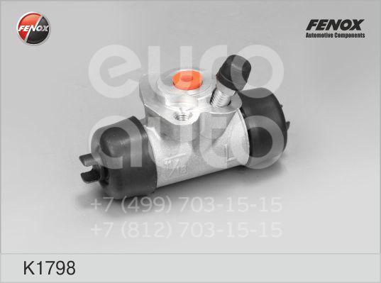 Цилиндр тормозной левый для Toyota IQ 2008-2011 - Фото №1