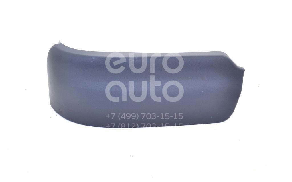 Накладка переднего бампера левая MAN 4-Serie TGA 2000-2008; (AC81416100225)
