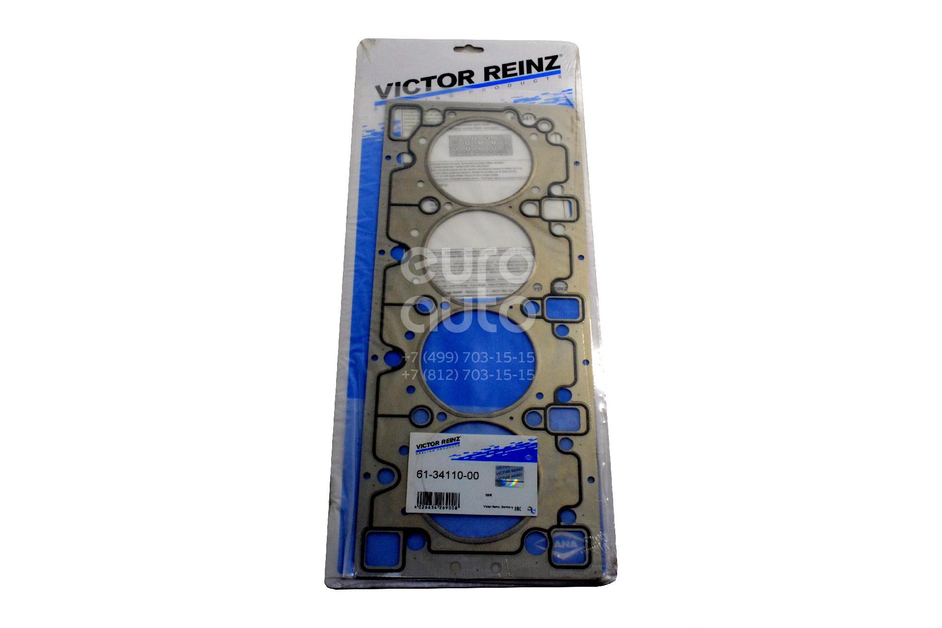 Купить Прокладка головки блока Citroen Jumper 230 1994-2002; (61-34110-00)