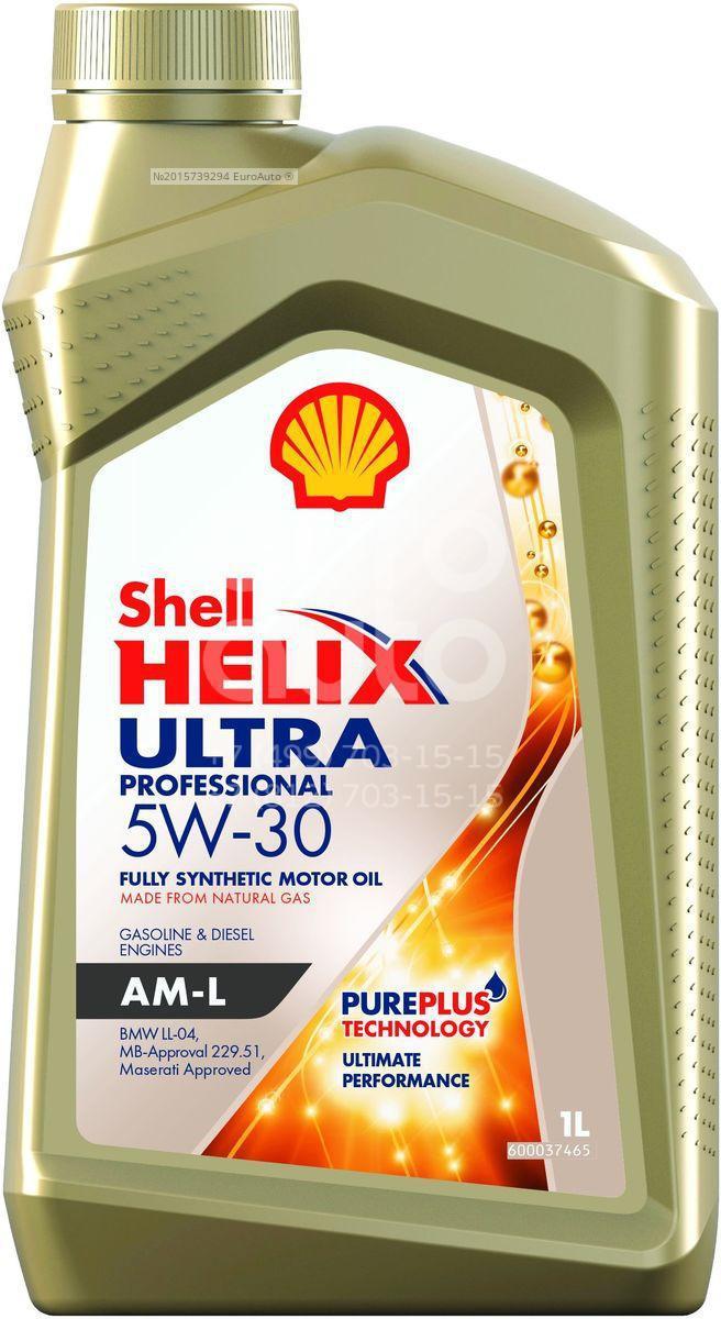 Масло моторное HELIX ULTRA PROFESSIONAL AM-L 5W30 1L СИНТЕТИКА - Фото №1
