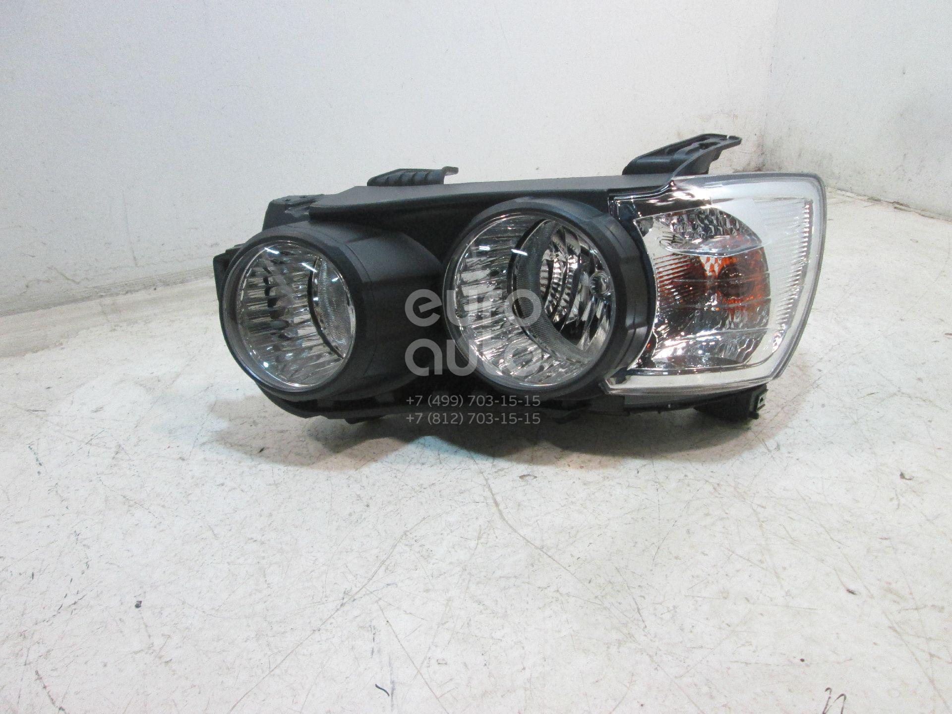 Фара левая для Chevrolet Aveo (T300) 2011> - Фото №1