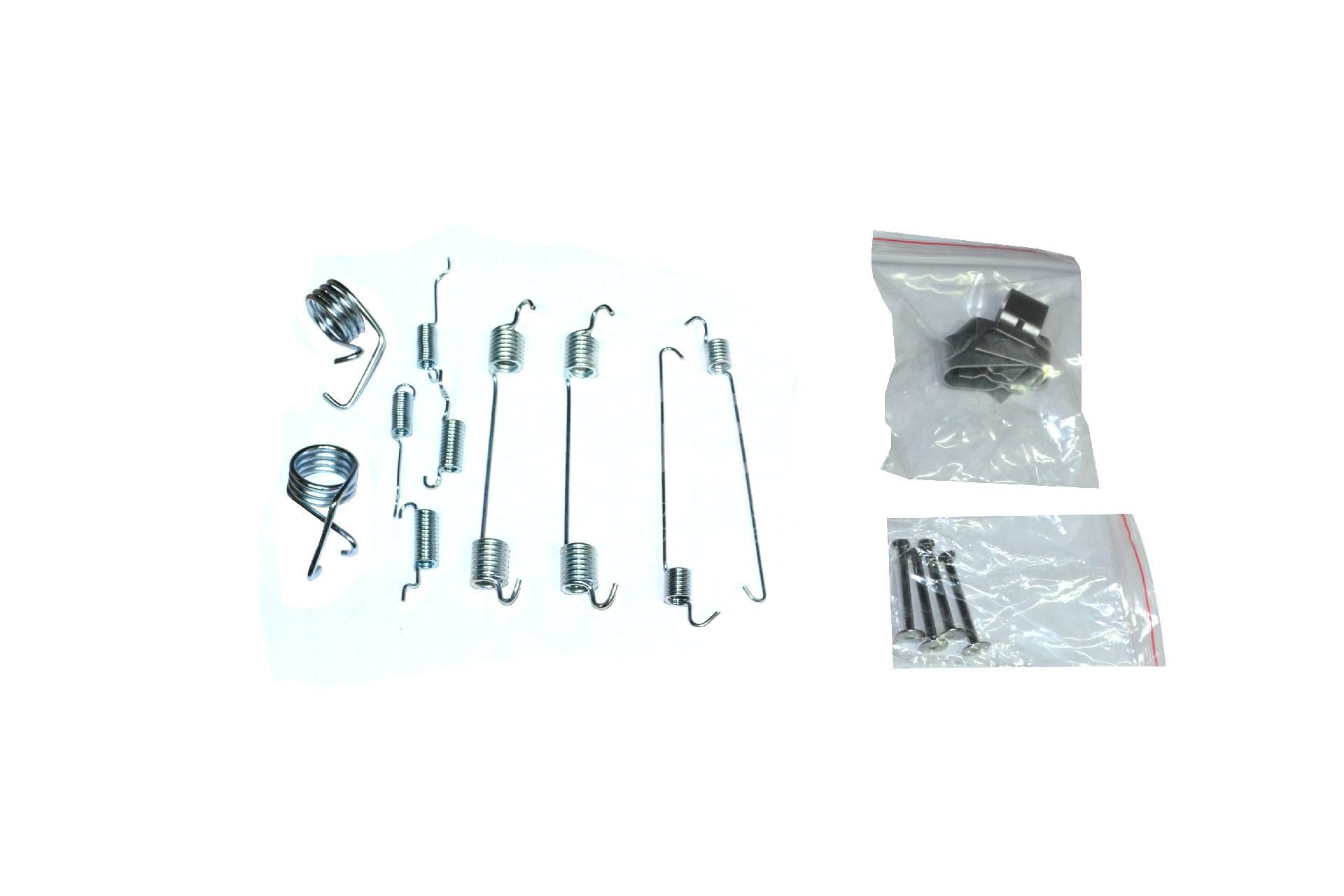 Купить К-кт установочный задних колодок Mazda 323 (BA) 1994-1998; (1987475278)