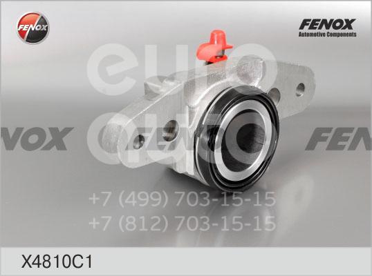 Купить Цилиндр тормозной левый VAZ 21083 ; (X4810C1)