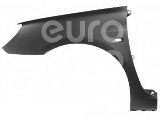 Купить Крыло переднее левое Peugeot 307 2001-2008; (PG01001ALV)