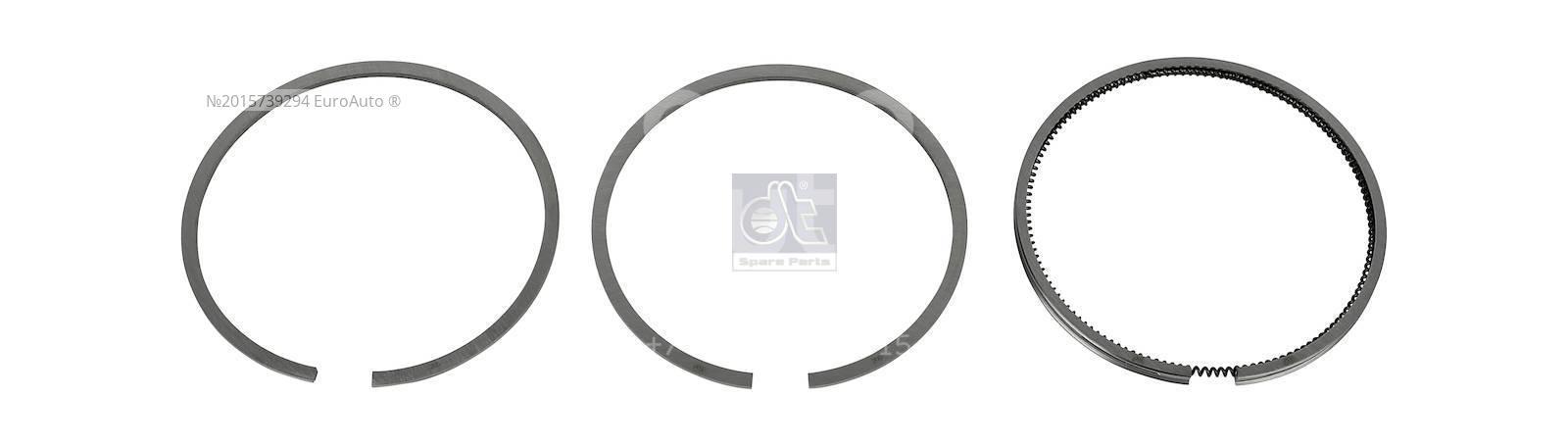 Купить Кольца поршневые компрессора Volvo TRUCK FH12 2000-2008; (1.31881)
