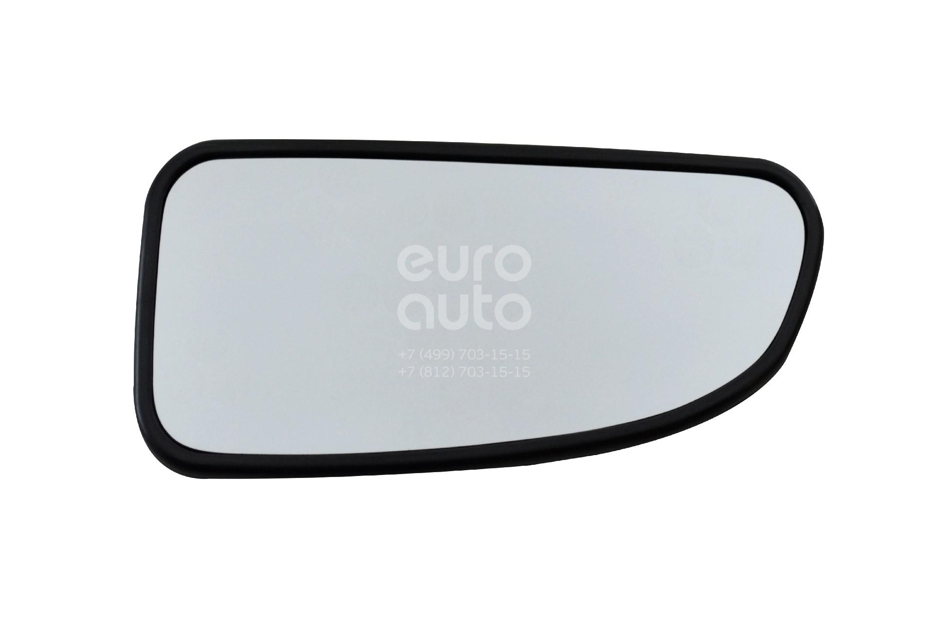 Стекло зеркала электрического правого для Citroen Jumper 244 2002-2006 - Фото №1