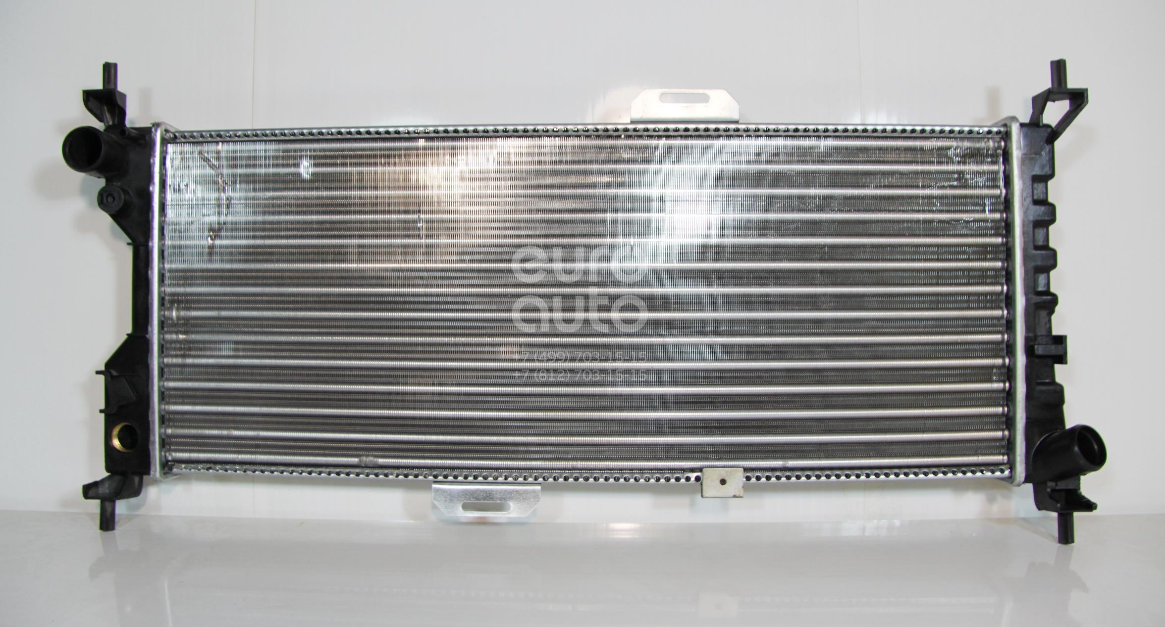 Радиатор основной для Opel Corsa B 1993-2000 - Фото №1