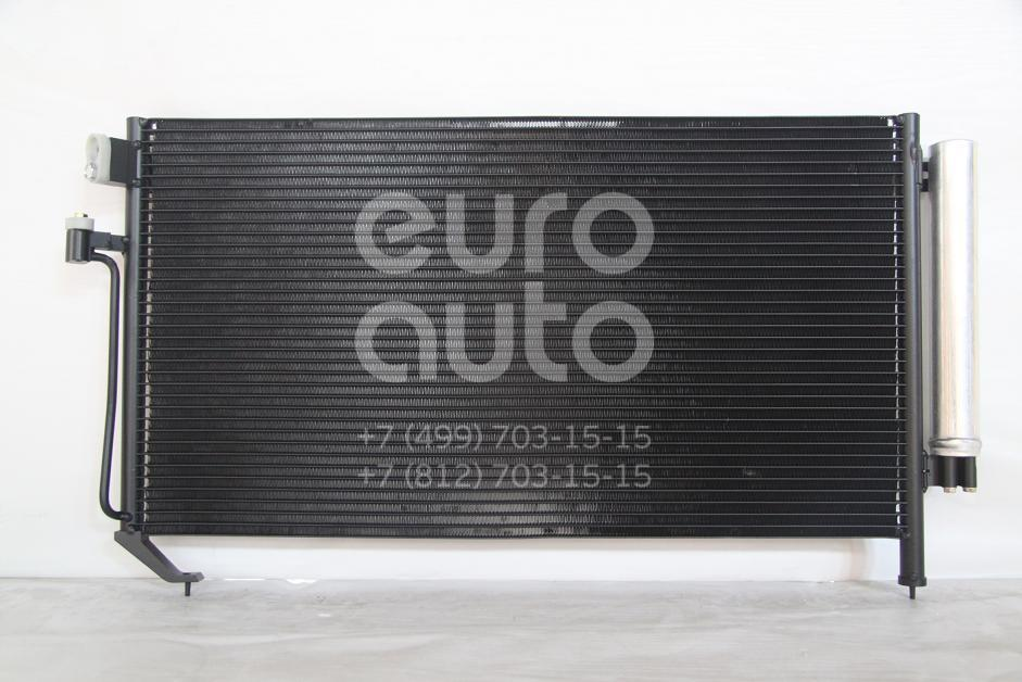 Радиатор кондиционера (конденсер) для Subaru Forester (S11) 2002-2007 - Фото №1