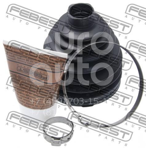 Купить Пыльник ШРУСа наружного пер Nissan Terrano /Pathfinder (R50) 1996-2004; (0217P-071)