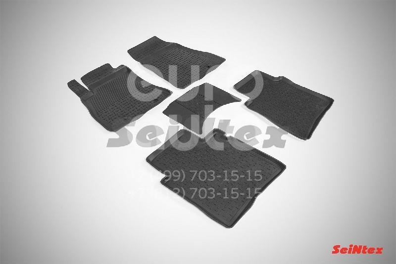 К-кт ковриков салона для Nissan Sentra (B17) 2014> - Фото №1