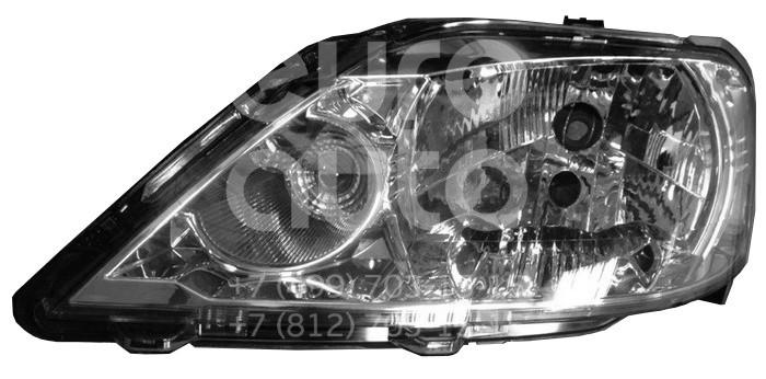 Купить Фара левая Renault Logan 2005-2014; (RT0109EN)