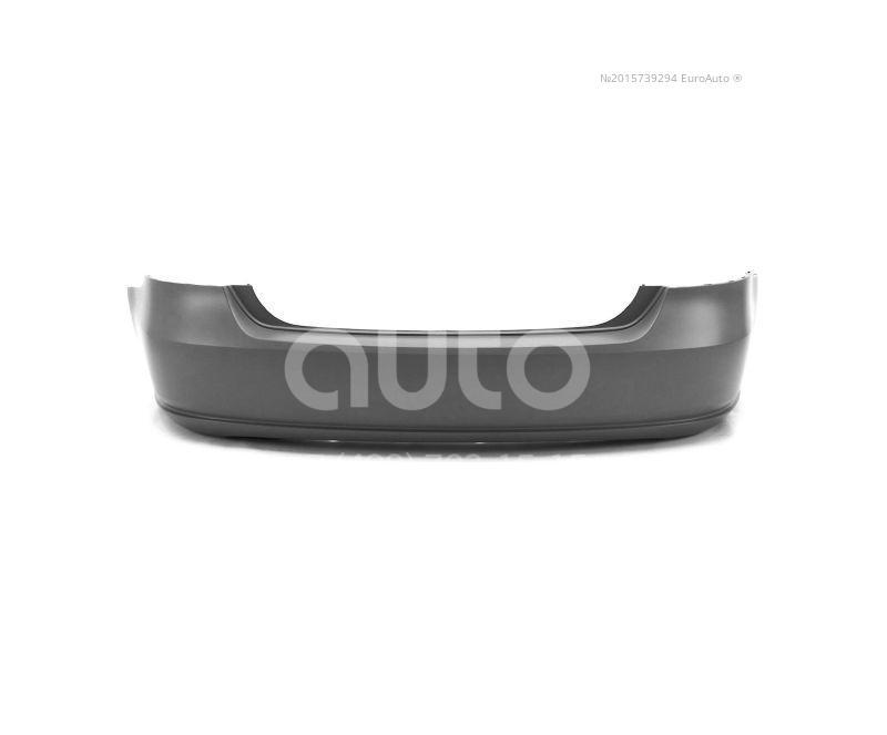 Бампер задний для VW Polo (Sed RUS) 2011> - Фото №1