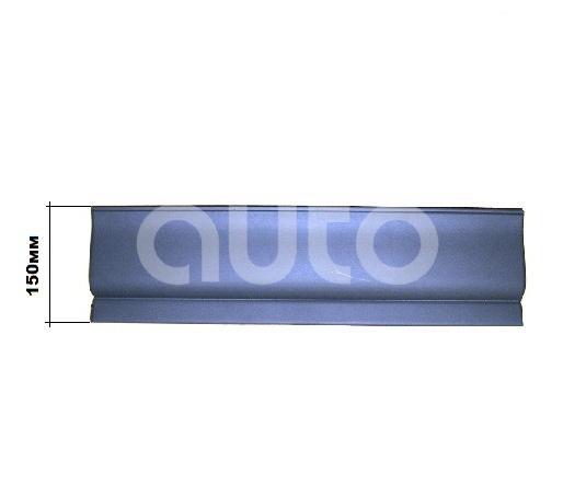 Спойлер переднего бампера для Mercedes Benz TRUCK ACTROS I 1996-2002 - Фото №1