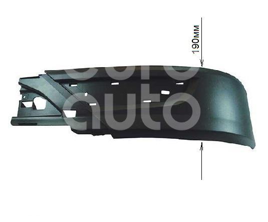 Спойлер переднего бампера левый для Mercedes benz TRUCK ACTROS MP3 2008> - Фото №1