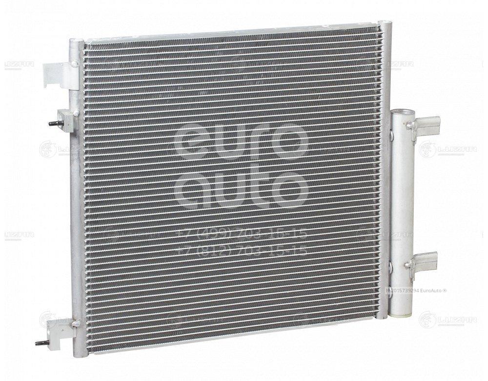 Радиатор кондиционера (конденсер) для Chevrolet Spark 2011-2015 - Фото №1