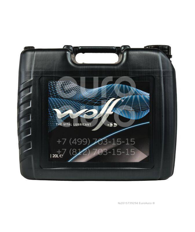 Масло моторное WOLF VITALTECH 10W30 ASIA/US 20L - Фото №1
