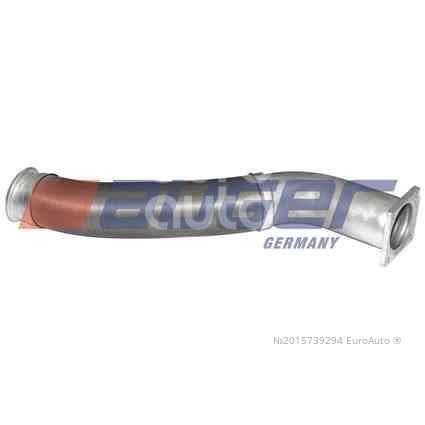 Труба глушителя для DAF 95 XF 1997-2002 - Фото №1