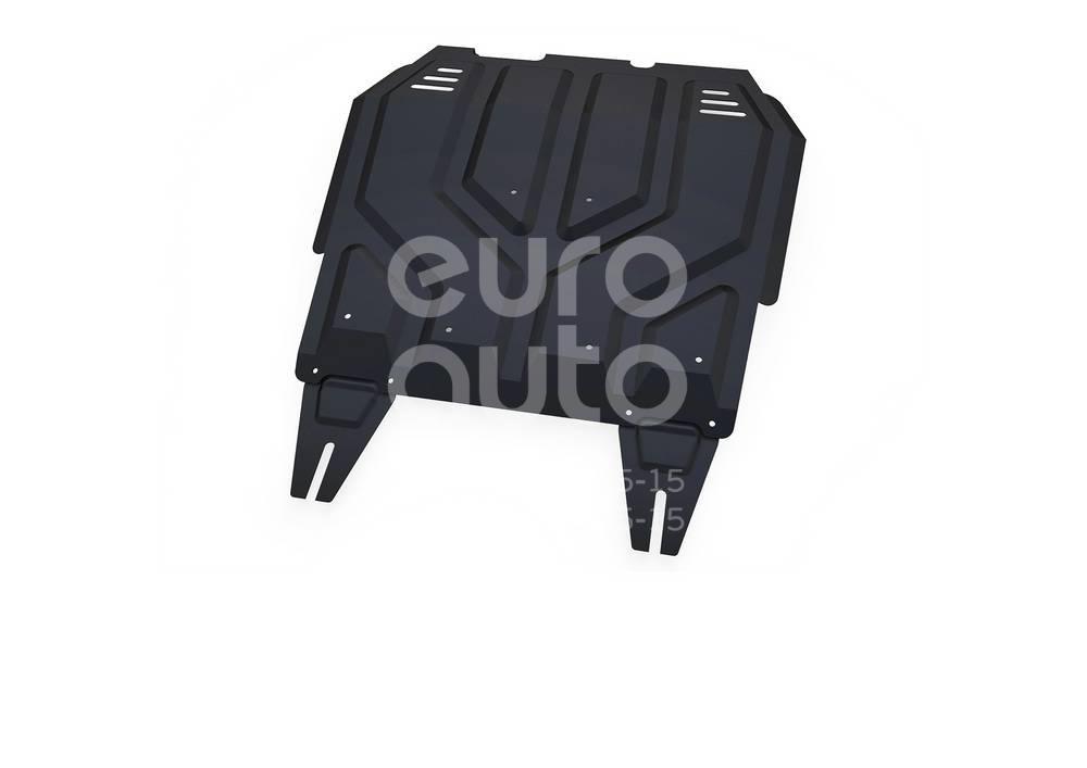 Купить Защита картера и КПП Mitsubishi Lancer (CX, CY) 2007-; (111040371)