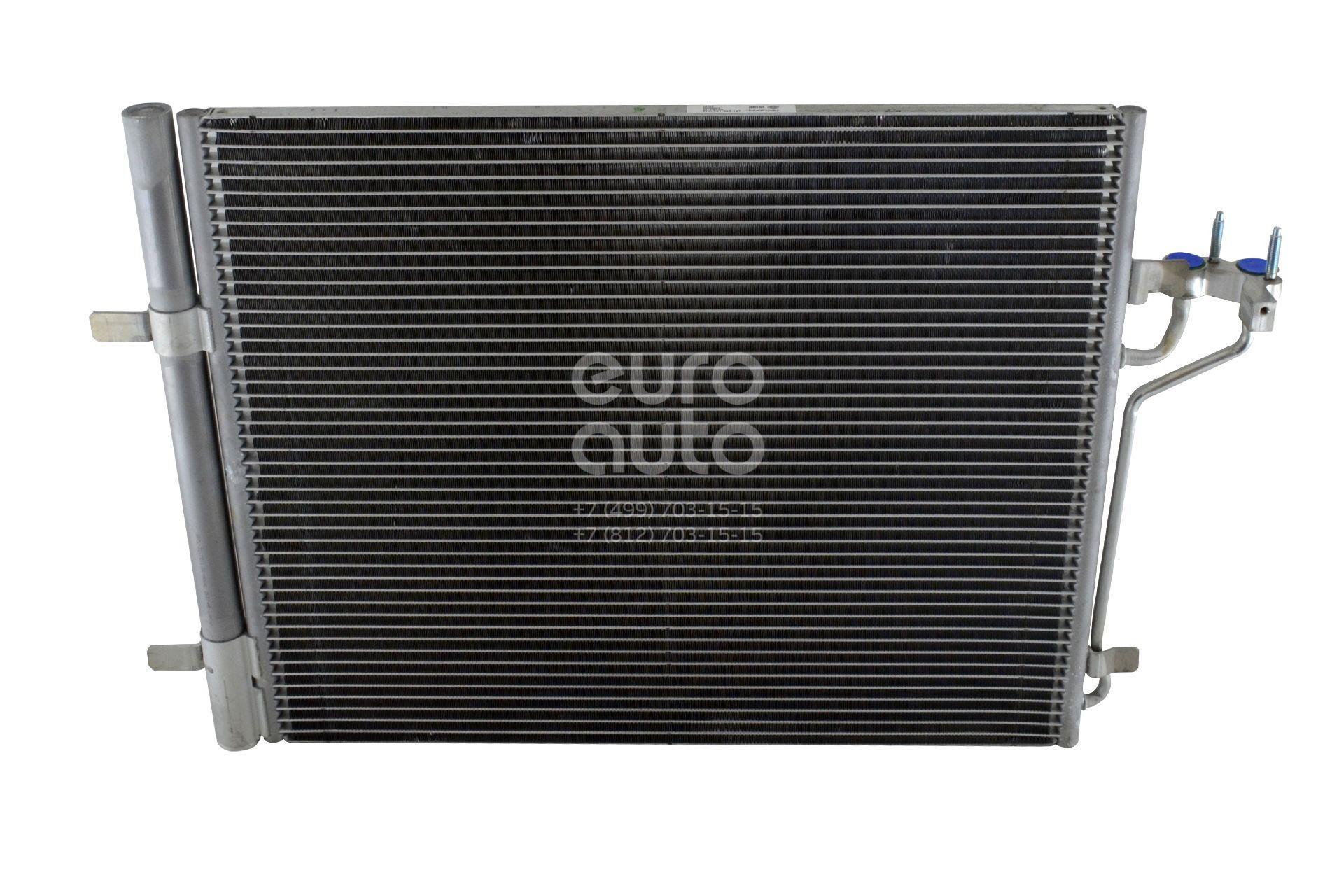 Радиатор кондиционера (конденсер) для Ford C-MAX 2010> - Фото №1