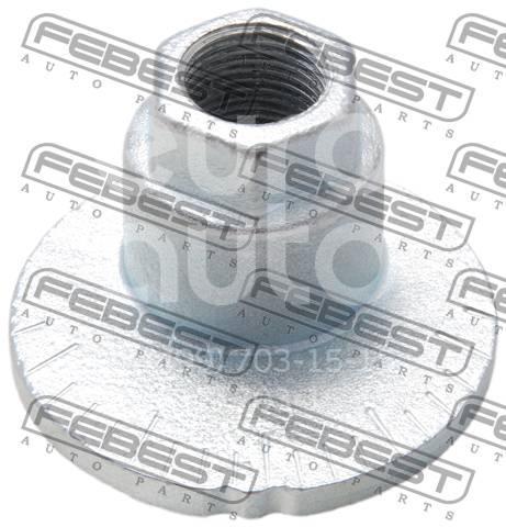 Купить Гайка развала Toyota Land Cruiser (200) 2008-; (0131-007)