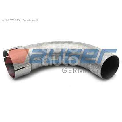 Труба глушителя для MAN TGL 2005> - Фото №1