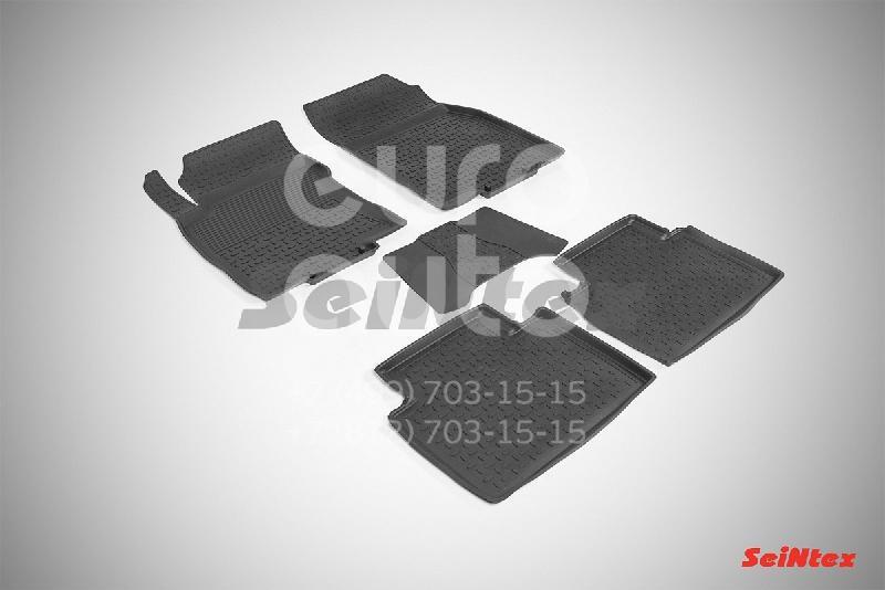 К-кт ковриков салона для Nissan X-Trail (T32) 2014> - Фото №1