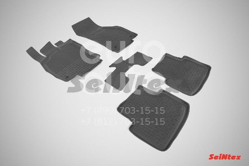 К-кт ковриков салона для VW Passat [B8] 2015> - Фото №1