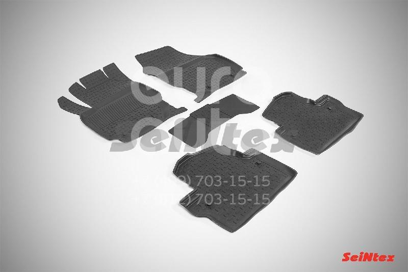 К-кт ковриков салона для Volvo XC70 Cross Country 2007> - Фото №1