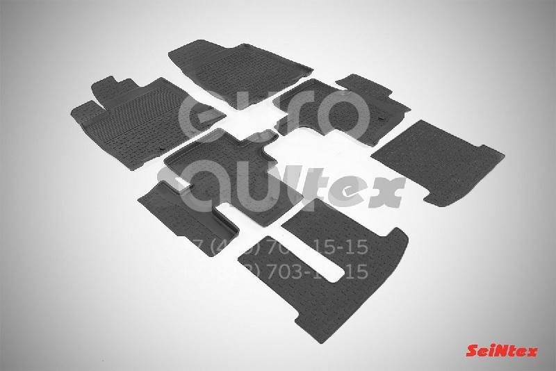 К-кт ковриков салона для Nissan Pathfinder (R52) 2014> - Фото №1
