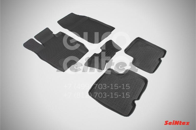 К-кт ковриков салона для Nissan Terrano III (D10) 2014> - Фото №1