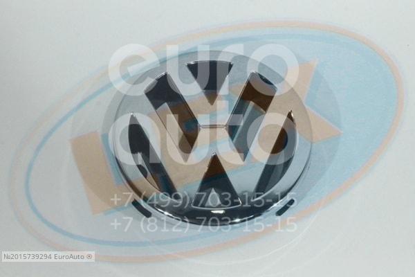 Эмблема VW Golf IV/Bora 1997-2005; (EM-3504)