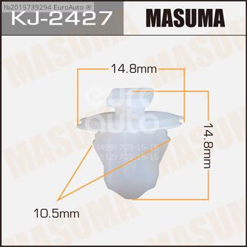Крепеж (клоп) для Nissan Juke (F15) 2011> - Фото №1