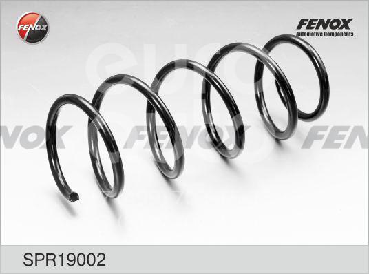 Купить Пружина передняя Opel Corsa D 2006-2015; (SPR19002)