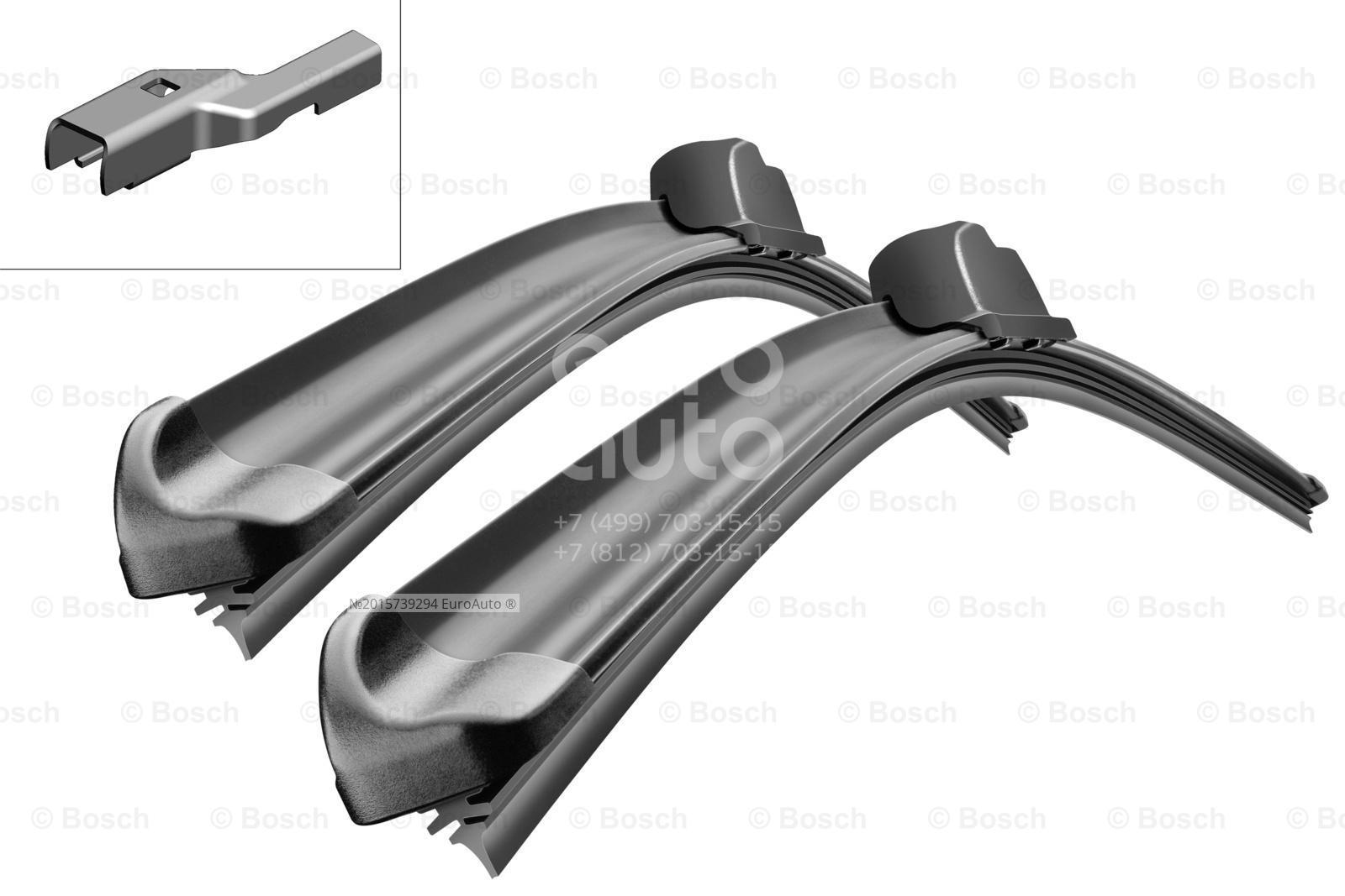 Щетки стеклоочистителя (к-кт) для Ford Transit/Tourneo Custom 2012> - Фото №1