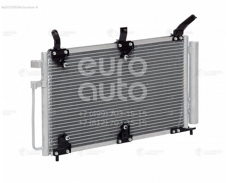 Купить Радиатор кондиционера (конденсер) VAZ Lada Kalina 2004-2013; (LRAC0118)