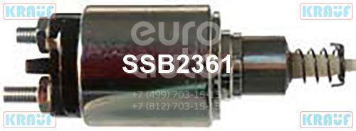 Купить Реле втягивающее DAF 95 XF 1997-2002; (SSB2361)