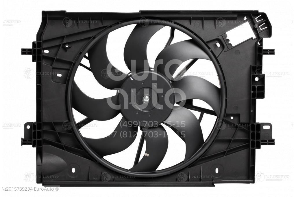 Вентилятор радиатора для VAZ LADA VESTA 2015> - Фото №1