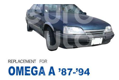 Указатель поворота левый белый для Opel Omega A 1986-1994 - Фото №1
