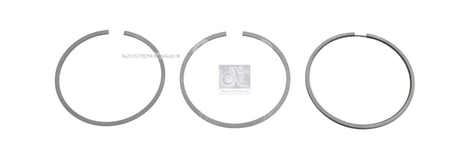 Купить Кольца поршневые компрессора ; (7.95083)