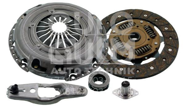 Купить К-кт сцепления Audi A2 [8Z0] 2000-2005; (0691498)