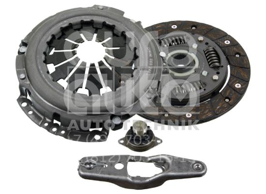 Купить К-кт сцепления Audi A2 [8Z0] 2000-2005; (0692445)