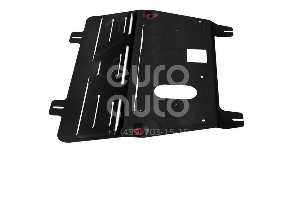 Купить Защита картера и КПП Nissan Qashqai (J11) 2014-; (111041111)