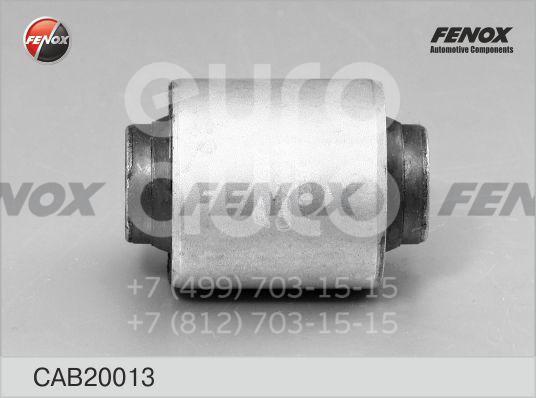 Купить С/блок переднего рычага внутренний Mazda Mazda 6 (GG) 2002-2007; (CAB20013)