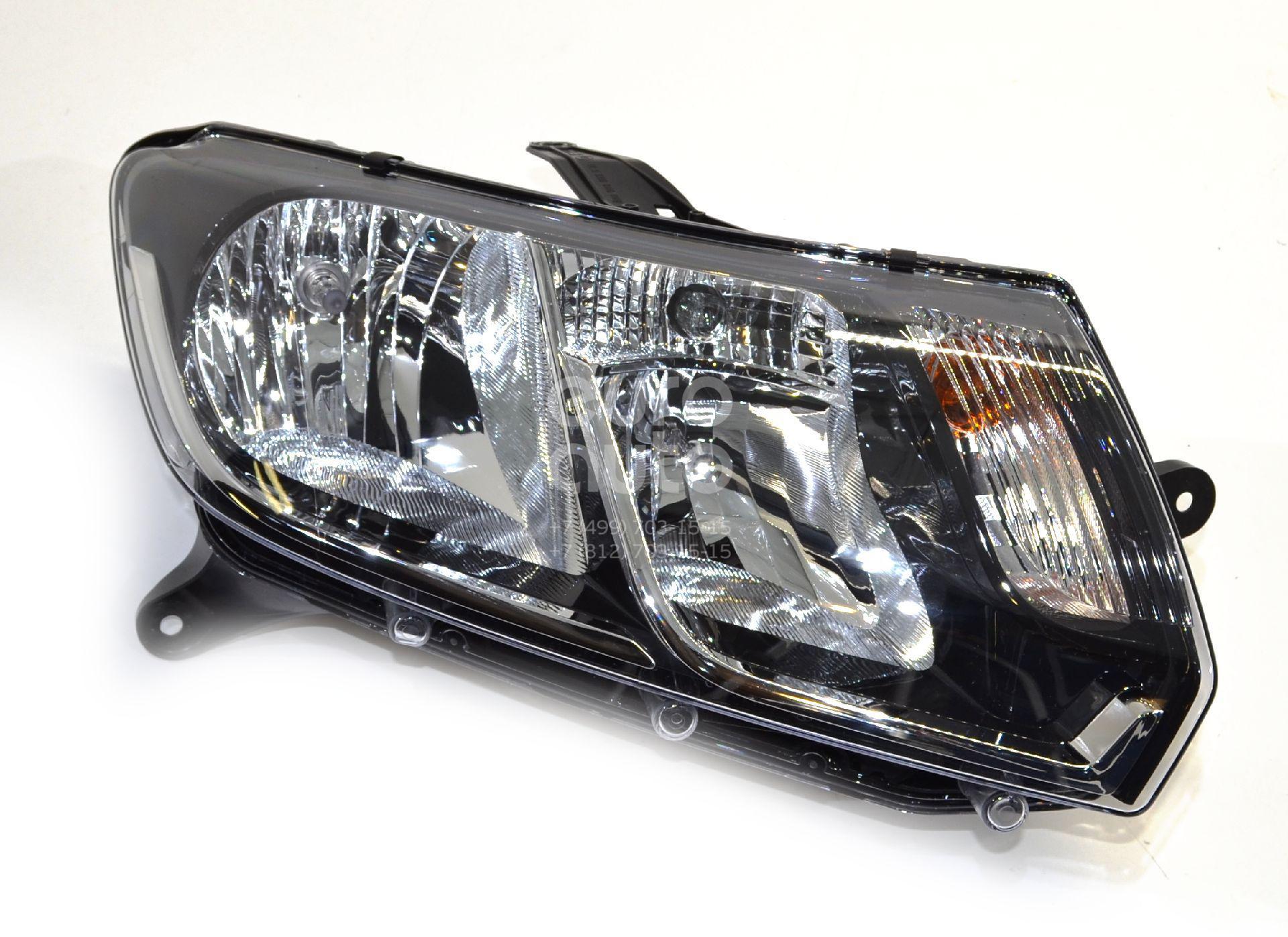 Купить Фара правая Renault Logan II 2014-; (676512.128)
