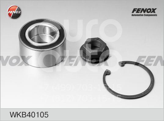 Купить Подшипник передней ступицы Ford Focus I 1998-2005; (WKB40105)
