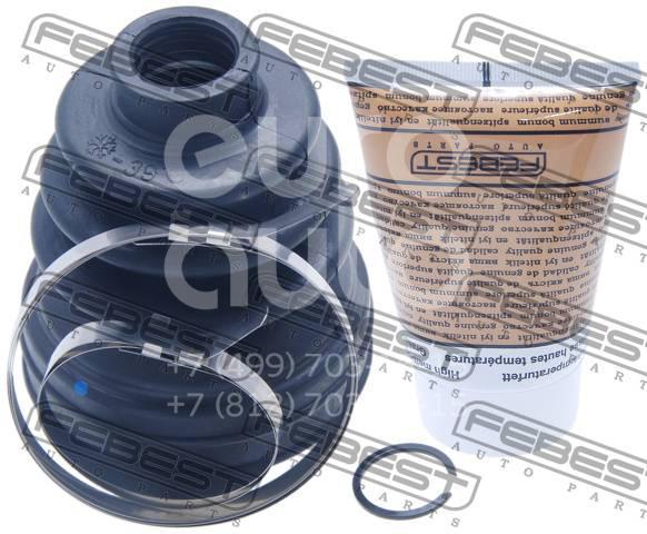 Купить Пыльник ШРУСа (к-кт) Nissan Juke (F15) 2011-; (0215-F15T)