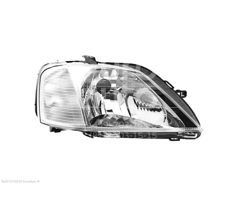 Купить Фара правая Renault Logan 2005-2014; (551-1153R-LD-EM)