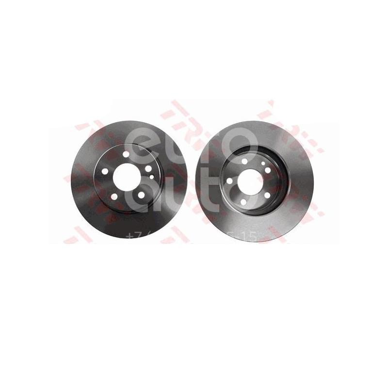Купить Диск тормозной задний Ford Focus II 2005-2008; (DF4372)